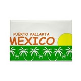 Cute Vallarta Rectangle Magnet
