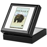 National Parks - Denali Keepsake Box