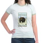 National Parks - Denali Jr. Ringer T-Shirt