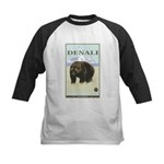 National Parks - Denali Kids Baseball Jersey