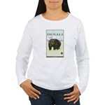 National Parks - Denali Women's Long Sleeve T-Shir