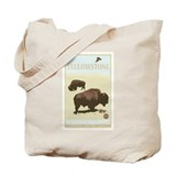 National Parks - Yellowstone Tote Bag