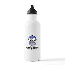 Nerdy Birdy Water Bottle
