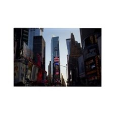 Times Square Rectangle Magnet (10 pack)