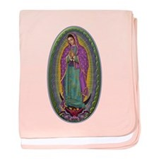 15 Lady of Guadalupe baby blanket