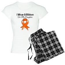 Orange Ribbon - Daughter Pajamas