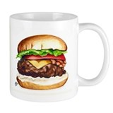 FOOD ART - Small Mug
