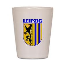 Leipzig Shot Glass