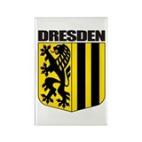Dresden Rectangle Magnet (10 pack)