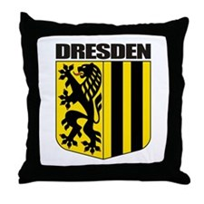 Dresden Throw Pillow