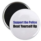Support the Police Magnet