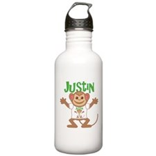 Little Monkey Justin Water Bottle