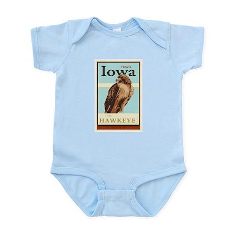 Travel Iowa Infant Bodysuit