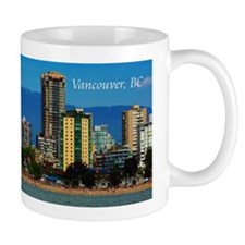 Vancouver, British Columbia Small Mug