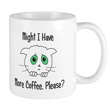 More Coffee, Please Mug