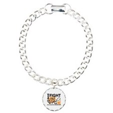 Fight Like a Girl Leukemia Bracelet