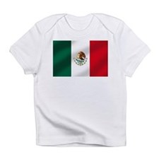Mexican Flag Infant T-Shirt