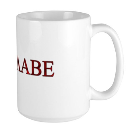 "Molon Labe (""Come take them"") Large Mug"