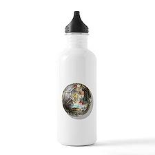 Culture of Germany Soccer Bal Water Bottle