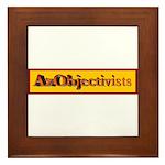 AzObjectivists Framed Tile
