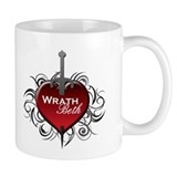 Tribal Heart Mug - Wrath and Beth