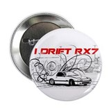 "Funny Rx7 2.25"" Button (10 pack)"
