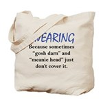 Swearing Tote Bag