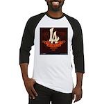 Off Center Organic Toddler T-Shirt (dark)
