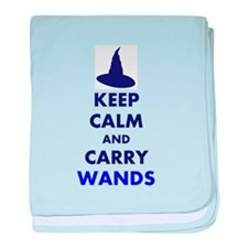 Carry Wands baby blanket