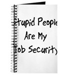 Job Security Journal
