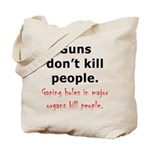 Guns Organs Tote Bag