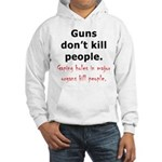 Guns Organs Hooded Sweatshirt