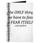Fear Itself Journal