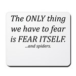 Fear Itself Mousepad