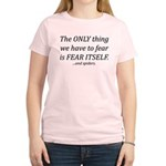 Fear Itself Women's Light T-Shirt