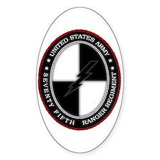 75th Ranger SOCOM Decal