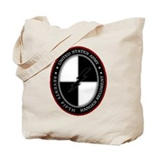75th Ranger SOCOM Tote Bag