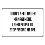 Anger Management Banner