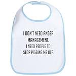Anger Management Bib