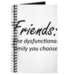 Friends Dysfunction Journal