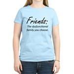 Friends Dysfunction Women's Light T-Shirt