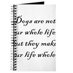 Dog Whole Journal