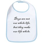 Dog Whole Bib