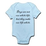 Dog Whole Infant Bodysuit
