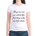 Dog Whole Jr. Ringer T-Shirt