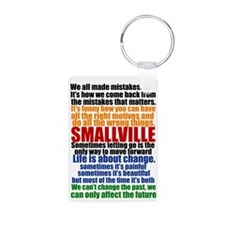 Smallville Quotes Keychains