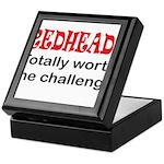 Redheads Keepsake Box