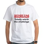 Redheads White T-Shirt