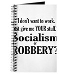 Socialism Robbery Journal