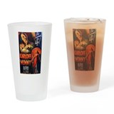 The Mummy Drinking Glass
